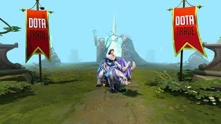 Dota 2 Mirana - Crescent set custom animation preview