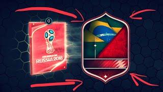 ВЫПАЛО ДВЕ ЭЛИТЫ В ПАКАХ WORLD CUP 2018!!!