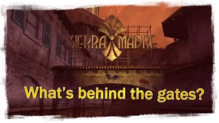 What's behind the gates at the Sierra Madre? | Fallout: New Vegas