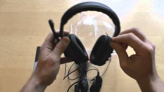 Lioncast LX 16 Gaming Headset Test + Unboxing Deutsch