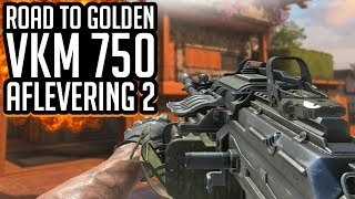 WERKT DE SEEKER!? - ROAD TO GOLDEN VKM-750 #2 (COD: Black Ops 4)