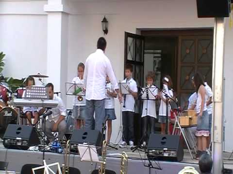 Alumnos Música y Movimiento - Campanitas del lugar