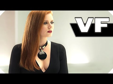 NOCTURNAL ANIMALS (Thriller, 2017) - Bande Annonce VF / FilmsActu