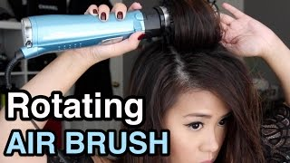 BabylissPRO Rotating Air Brush: First Impression Review