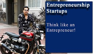 Think like an Entrepreneur. There is no right or wrong decision!
