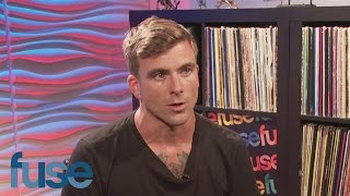 Anthony Green On How His Wife Helped With His Mental Health Issues