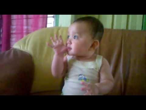 Video FATHUR USIA 7 BULAN SDH PINTAR