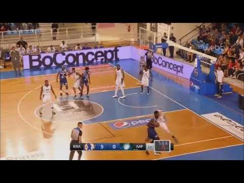 ΚΟΛΟΣΣΟΣ ΡΟΔΟΥ – ΛΑΡΙΣΑ | Basket League | 16/11/2019 | ΕΡΤ