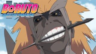 Team 7 Vs Jugo | Boruto: Naruto Next Generations