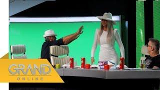 Bekstejdž: Saša Popović pripretio, Jelena i Bosanac prave haos - Zvezde Granda