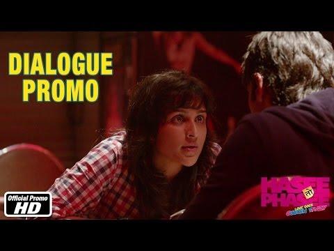 Do half me ek full se jyada milta hai - Dialogue Promo - Hasee Toh Phasee