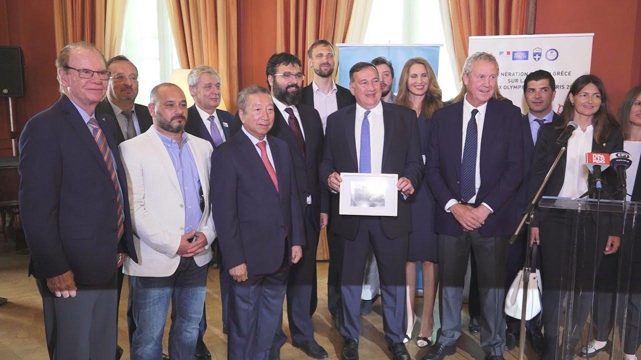 Συνέντευξη «Η γενιά του 2004 στην Ελλάδα στο δρόμο για τους Ολυμπιακούς Αγώνες του Παρισιού 2024»