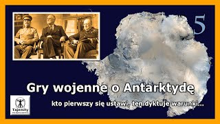 Gry wojenne o Antarktydę – kto pierwszy ten lepszy…ale co jak już tam ktoś jest?