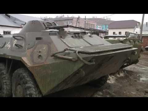 9 мая в с. Караидель откроется музей военной техники под открытым небом