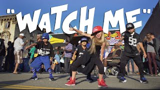 Silento   Watch Me (WhipNaeNae) | @YAKfilms X TURFinc, Bague Boyz, Phoenix Lil'Mini #WatchMeDanceOn