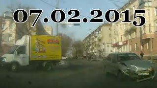 Подборка Аварий и ДТП, Февраль 2015 №6 Car crash compilation 2015, дтп и аварии +18