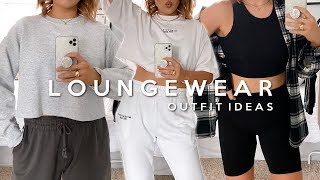 HOW TO STYLE: Athleisure + Loungewear! Sweats, Hoodies, & Basics! (Cozy Outfit Ideas) Truly Jamie