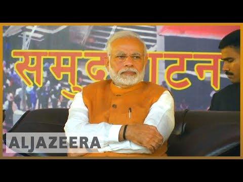 🇮🇳 India PM Modi faces corruption allegations | Al Jazeera English