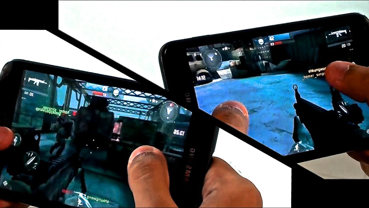 Descargar TOP 3 ANDROID MULTIPLAYER GAMES | ITF para celular #Android