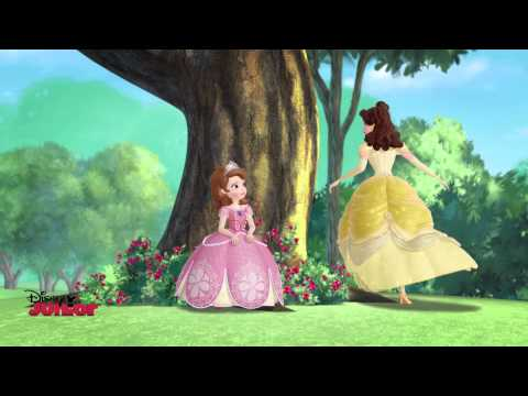 Sofia The First - The Amulet And The Anthem - Song Ft Belle Mp3