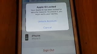 New How to Fix Account Apple ID /What Unlocked Account Apple ID Easy Using Phone Get Key Free