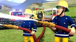 Feuerwehrmann Sam ⭐️ Beste Feuerwehrmomente 🚒Neue Folgen   Zeichentrick für Kinder