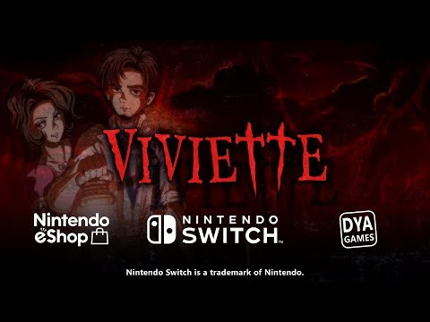 VIVIETTE - Nintendo Switch Official Trailer (Americas) - DYA GAMES thumbnail