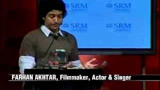 Farhan Akhtar speech at the India Today Conclave 2009