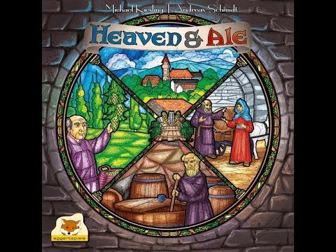 The Purge: # 1835 Heaven & Ale: I can move forward and never backwards when I'm hanging with Monks making Ale