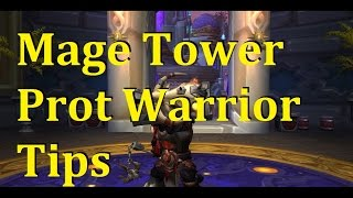 Prot Warrior Artifact Challenge - Tips and Thoughts