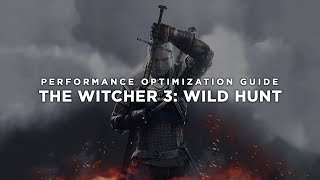 ★ How to Fix Lag/Play/Run 'The Witcher 3 Wild Hunt' on LOW END PC - Low Specs Patch
