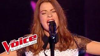 The Voice 2016 │Luna - Battez vous (Brigitte) │Blind Audition