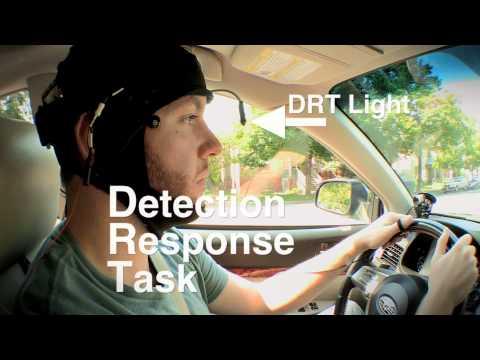 Afgeleid tijdens het rijden