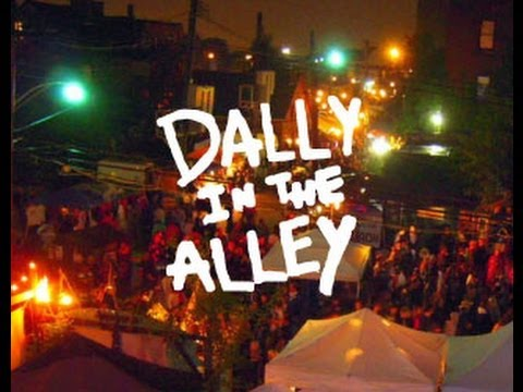 I Wanna Dally in the Alley