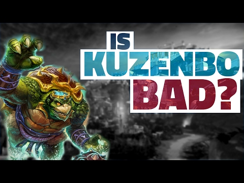 SMITE: Is Kuzenbo BAD? | Current State of King Kappa