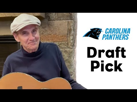 James Announces the Carolina Panthers' 2020 Draft Pick