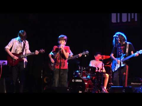 "School of Rock New York City: Lou Reed - ""Andy's Chest"""