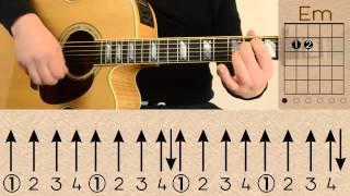 Johannes Oerding - Nichts geht mehr / Gitarren Akkorde / Lesson / Chords / Tutorial /