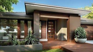 Beautiful Front Entrance Exterior Design Ideas