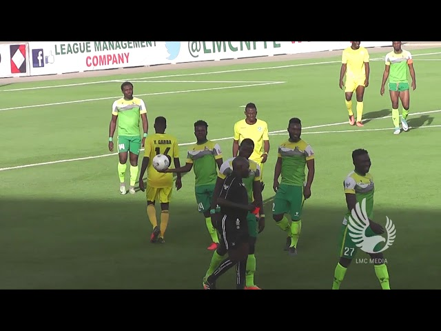 Match Day 1 - NPFL 2017/2018 Highlights