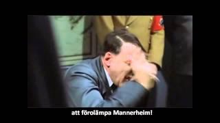 Hitler reagerar på Henrik Arnstad