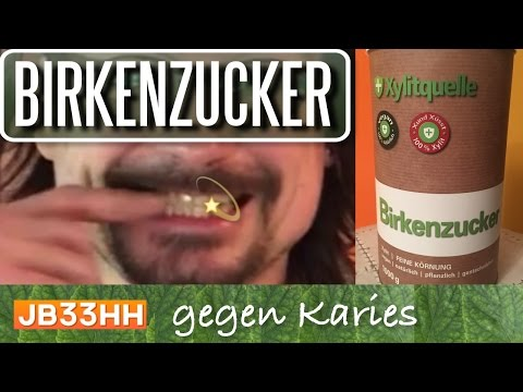 Birkenzucker: Kariesfreiheit mit Xylit - gesunder Zucker für die Zähne | Erklärung & Erfahrung