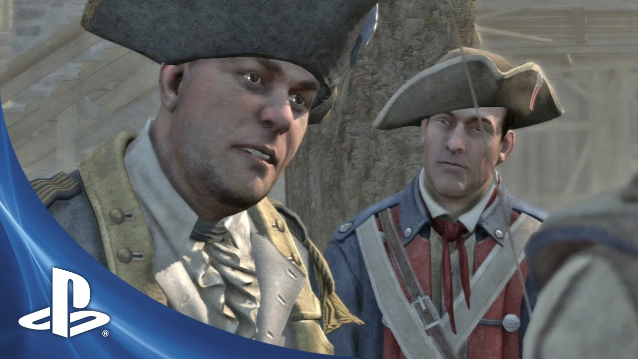 Assassin's Creed III: Expose Benedict Arnold Exclusively on PS3