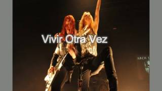 Arch enemy - I will live again subtitulada español