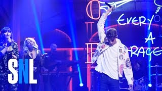 ICYMI The Chainsmokers performed on SNL over the weekend and they killed