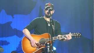 Eric Church Guys like Me London Feb 14/13
