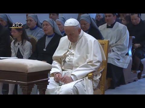 Récitation du Saint Rosaire au sanctuaire de l'Amour divin