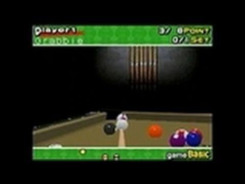 Power Play Pool Nintendo DS
