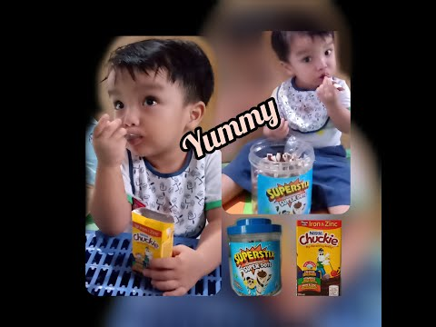 Happy Eating | Superstix | Chuckie | So Yummy????