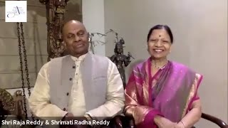 Ek Mulakat Vishesh with Dr. Raja and Dr. Radha Reddy